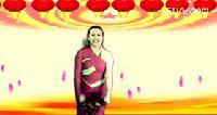 【民族舞】红红的日子