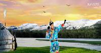 我的扎来特-[蒙古舞]-笑天