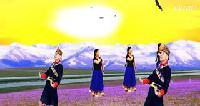 藏舞组合--卓玛--笑天 小云